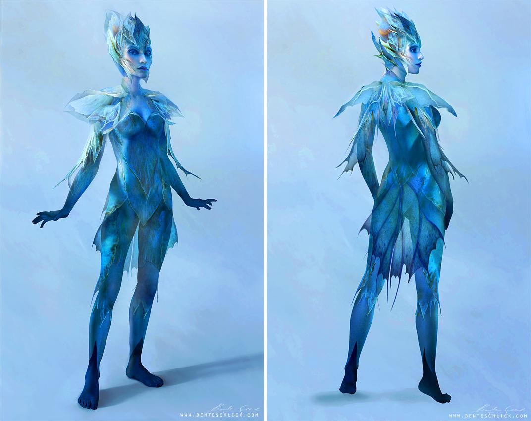 Turmalin - Character Design by Bente Schlick